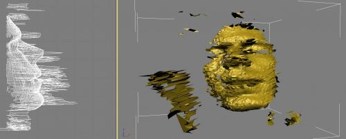 world's worst 3d scan