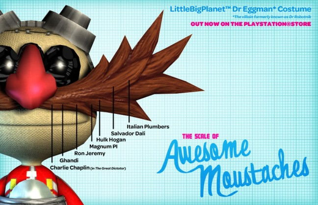 Dr Eggman's Awesome Moustache