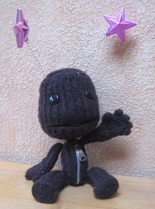 Real Sackboy!
