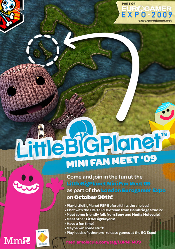 LittleBigPlanet Mini Fan Meet '09